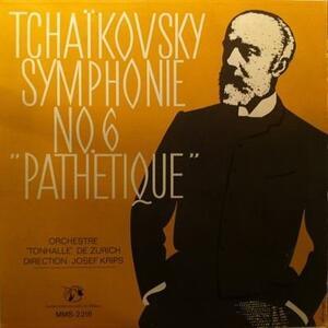 Sinfonia n.6 - Vinile LP di Pyotr Il'yich Tchaikovsky,Josef Krips