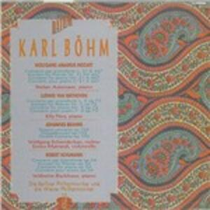 Concerto per pianoforte - CD Audio di Robert Schumann,Karl Böhm,Wilhelm Backhaus