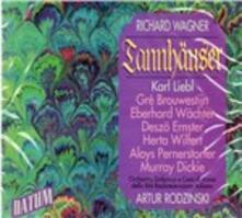 Tannhäuser - CD Audio di Richard Wagner
