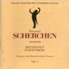 Sinfonia N.6 Op 68 Pastorale in fa - CD Audio di Ludwig van Beethoven,Hermann Scherchen