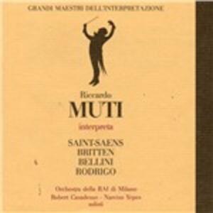 Grandi maestri dell'interpretazione - CD Audio di Riccardo Muti
