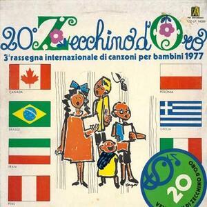 Zecchino d'Oro 20ma Edizione - Vinile LP
