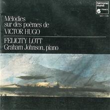 Melodies Sur des Poemes De Victor Hugo - CD Audio di Richard Wagner