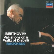 Variations - CD Audio di Ludwig van Beethoven