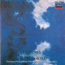 Notturni - CD Audio di Claude Debussy,Antal Dorati