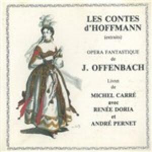 Racconti di Hoffmann - CD Audio di Jacques Offenbach