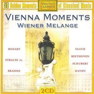 Vienna Moments - CD Audio di Christoph Willibald Gluck