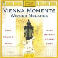 Vienna Moments - CD Audio di Christoph Willibald Gluck