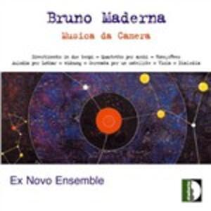 Serenata per Un Satellite - CD Audio di Bruno Maderna