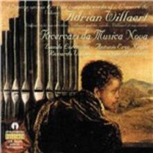 Ricercari da Musica Nova - CD Audio di Adrian Willaert