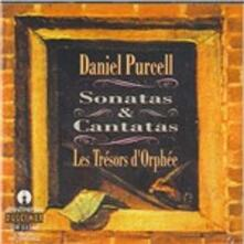 Sonate e Cantate - CD Audio di Daniel Purcell