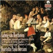 Quartetto per Archi H32 - CD Audio di Ludwig van Beethoven