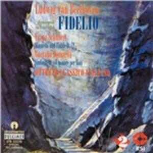 Fidelio per Ottetto - CD Audio di Ludwig van Beethoven