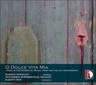 Musica Vocale e Strumentale Del Rinascimento Italiano - CD Audio di Stefano Lando