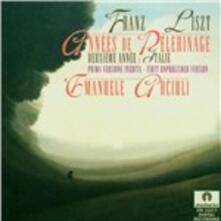 Anni di Pellegrinaggio Anno II - CD Audio di Franz Liszt