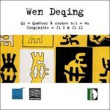 Il Soffio - CD Audio di Wen Deqing