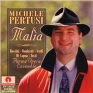 Malia - CD Audio di Gioachino Rossini
