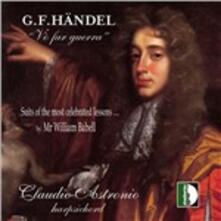 Vo' far guerra - CD Audio di Georg Friedrich Händel