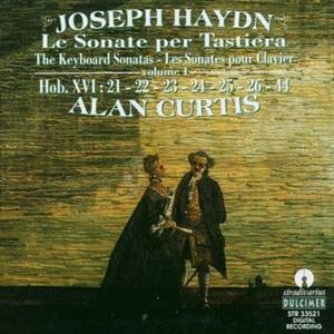 Sonata per Piano Hob Xvi.44 n.32 in Sol - CD Audio di Franz Joseph Haydn