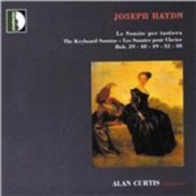 Sonata per Tastiera n.44 Hob 29 - CD Audio di Franz Joseph Haydn