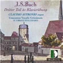 Clavier-Übung III - CD Audio di Johann Sebastian Bach