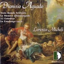 Rondo Brillante Op 2 n.1 > n.3 - CD Audio di Dionisio Aguado Garcia