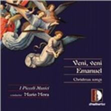 Canti Di Natale - CD Audio di Henry Purcell,Piccoli Musici