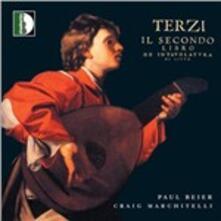 Secondo Libro D'intavolatura di Liuto - CD Audio di Giovanni Antonio Terzi