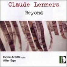 Beyond - CD Audio di Claude Lenners