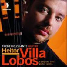 Choros n.1 per chitarra tipico brasilero - CD Audio di Heitor Villa-Lobos