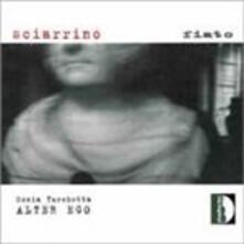 Fiato - CD Audio di Salvatore Sciarrino
