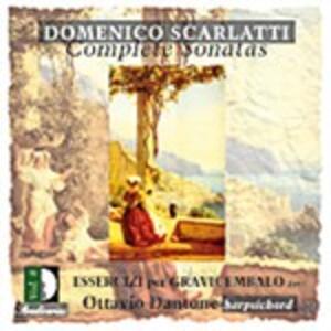 Sonate vol.VIII - CD Audio di Domenico Scarlatti,Ottavio Dantone