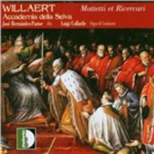 Mottetti e Ricercari vol.2 - CD Audio di Adrian Willaert