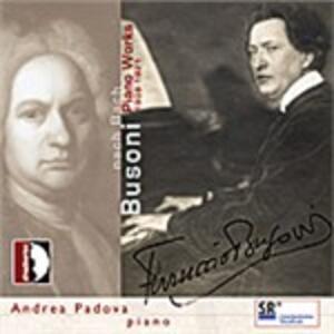 Nach Bach Piano Works 190 - CD Audio di Ferruccio Busoni