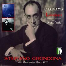 Piezas Caracteristicas n.12 - CD Audio di Isaac Albéniz