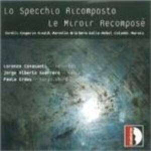 Lo specchio ricomposto - CD Audio di Arcangelo Corelli,Antonio Vivaldi,François Couperin
