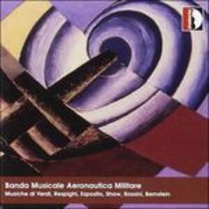 Banda Musicale Aeronautica Militare - CD Audio di Banda Musicale Aeronautica Militare
