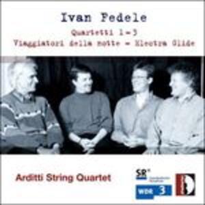 Quartetto per Archi n.1 - per Accordar - CD Audio di Ivan Fedele