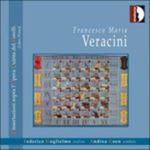 Dissertazioni Sopra L'opera Quinta Del Corelli - CD Audio di Francesco Maria Veracini