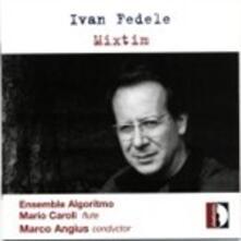 Mixtim - CD Audio di Ivan Fedele