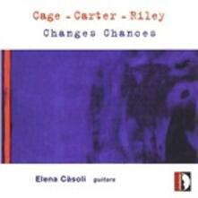 Changes Chances - CD Audio di John Cage,Elena Casoli