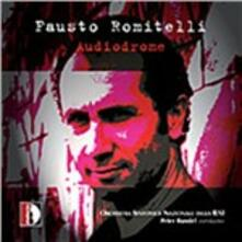 Audiodrome - CD Audio di Fausto Romitelli