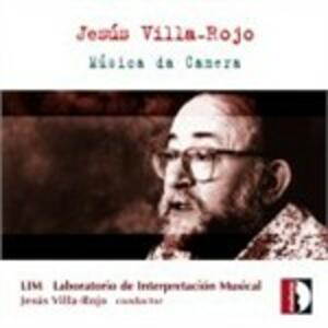 Musica da camera - CD Audio di Jesus Villa Rojo