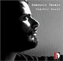 Musica da camera - CD Audio di Emanuele Casale
