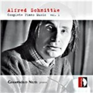 L'opera completa per pianoforte vol.1 - CD Audio di Alfred Schnittke