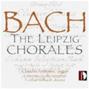 Corali di Lipsia - CD Audio di Johann Sebastian Bach