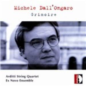 Grimoire - CD Audio di Michele Dall'Ongaro