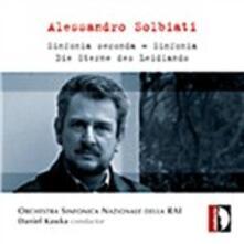 Sinfonie n.1, n.2 - CD Audio di Alessandro Solbiati