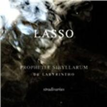 Prophetiae Sybillarum - CD Audio di Orlando Di Lasso