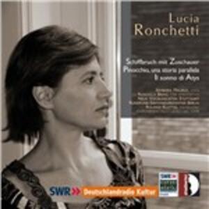 Pinocchio Una Storia Parallela - CD Audio di Lucia Ronchetti